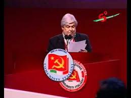 Fausto Sorini, segreteria nazionale P C d'I