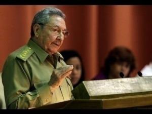 Il Presidente di Cuba, generale Raul Castro