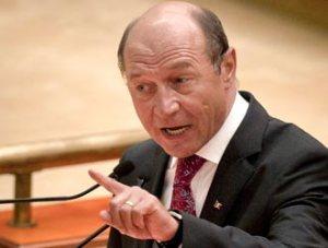 Badescu, il presidente uscente, sconfitto in queste elezioni