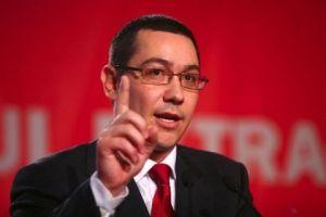 Il premier Victor Ponta, a capo del centrosinistra rumeno