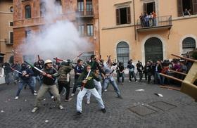 studenti-di-destra-provocano-scontri