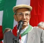 Carlo Smuraglia, presidente Anpi nazionale