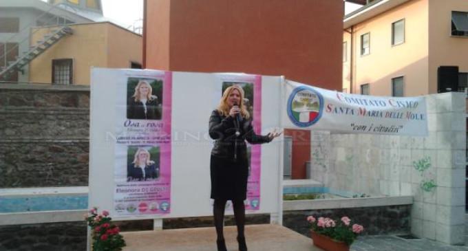 Eleonora Di Giulio, capogruppo UCS
