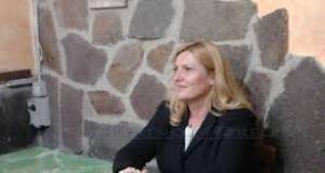 Eleonora Di Giulio, capogruppo Unione Centrosinistra comune di Marino (foto marino24ore)