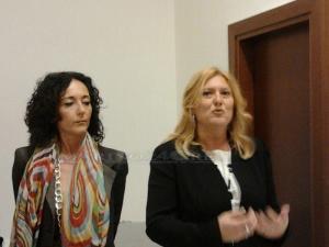 Iniziativa elettorale: Franca Silvani con Eleonora Di Giulio