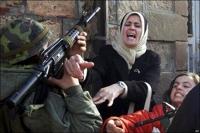 Gaza, vicoli di città con esercito israeliano attivo