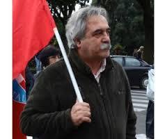 Maurizio Aversa, segretario dei Comunisti Italiani