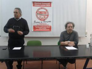 Maurizio Aversa e Marco Bizzoni