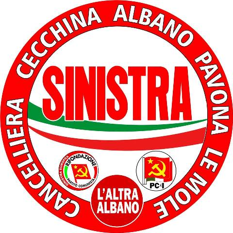 sinistra albano