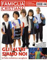 La copertina di Famiglia Cristiana