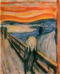 L'urlo di Munch. Il visibile dolore umano