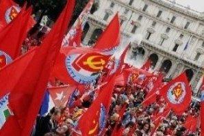 manifestazione del 20 ottobre scorso a Roma