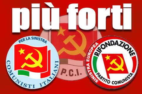 Comunisti uniti per essere più forti