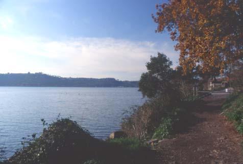 Lago Albano o di Castel Gandolfo