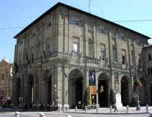 Palazzo municipale di Parma
