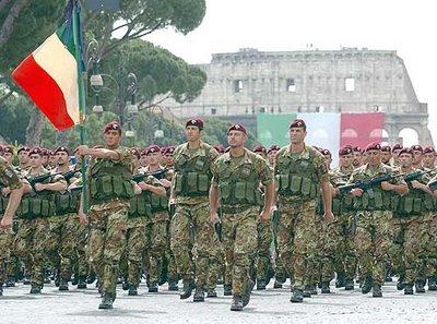 parata militare (www.okroma.it)