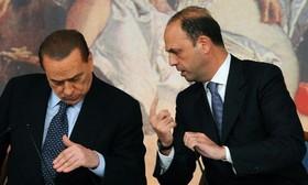 Angelino Alfano, non ha convinto sulla capacità di leader Silvio Berlusconi