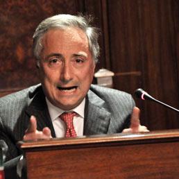 Filippo Patroni Griffi, ministro del governo Monti