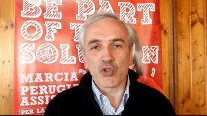 Flavio Lotti, candidato di Rivoluzione Civile