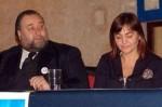 Fiorito e Polverini: cambia la guida la destra nel Lazio, resta il sottogoverno