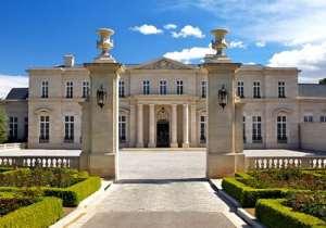 villa da super ricco