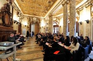 interno di una nota scuola privata nazionale in Roma