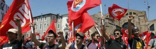 manifestazione dei comunisti a Roma (scorso anno)