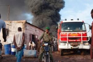 (Reuters) i bombardamenti in Mali