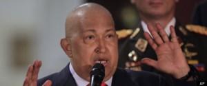 Hugo Chavez, dopo i primi trattamenti del cancro che repentinamente l'aveva colpito tempo addietro