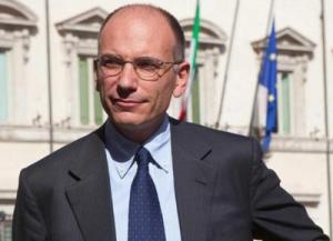 Enrico Letta, presidente incaricato del Consiglio dei ministri