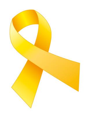 fiocco giallo per Domenico Quirico