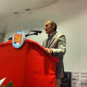 Cesare Procaccini, segretario nazionale Pdci