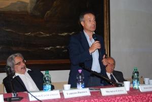 Intervento dell'Assessore regionale del Lazio, Michele Civita