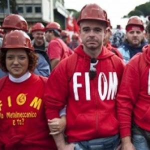 sciopero Fiom