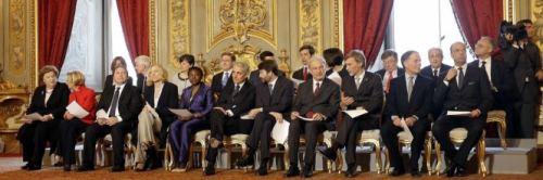 Il Governo nasce e giura nelle mani del Presidente della Repubblica, Giorgio Napolitano