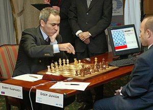 Garry Kasparov, campione di scacchi
