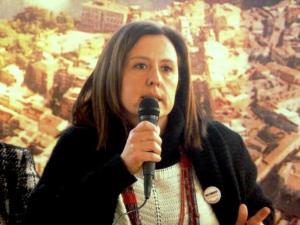 Elena Fattori, senatrice del M5S, intervenuta sulla vicenda del funerale di Priebke