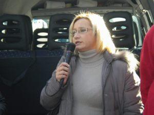 La parlamentare di Sel, Ileana Piazzoni, intervenuta immediatamente sulla vicenda dei funerali di Priebke