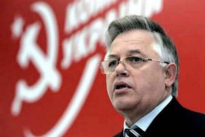 Petro Simonenko, segretario del Partito Comunista dell'Ucraina