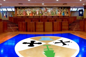 Aula Consiglio Regionale Calabria
