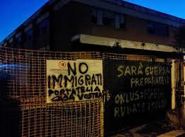 Tor Sapienza: solo l'ignoranza ed il disagio sociale può dare origine a proteste emotive e viscerali (cavalcate dalla destra e dal qualunquismo)