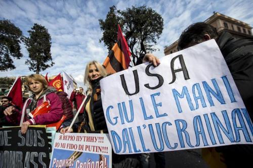 Grecia: al via a Roma corteo contro politiche austerità