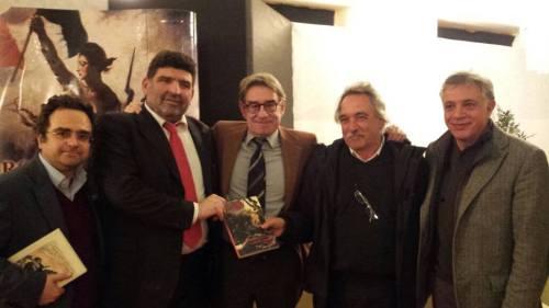 Alexander Hobel, Ugo Moro, Oliviero Diliberto, Maurizio Aversa, Luca Battisti