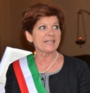 Il sindaco di Castel Gandolfo, Milvia Monachesi