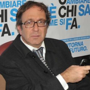 Il Sen. Bruno Astorre (PD)