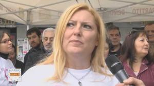 Eleonora Di Giulio, già candidata sindaco al Comune di Marino con l'UCS
